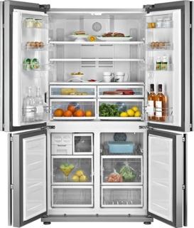 Холодильник Teka NFE 900 X – полный No frost и другие функции